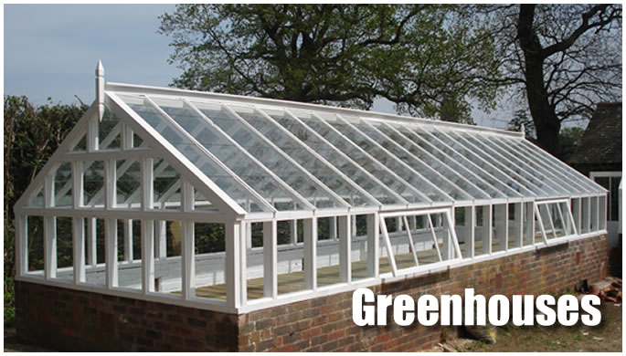Greenhouses display image.